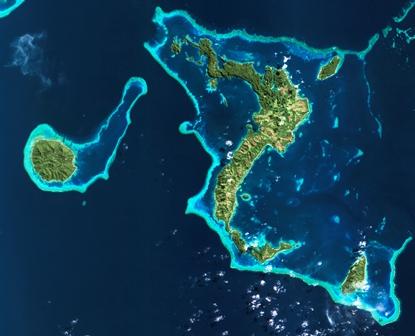 Islas Fidji / Foto: SPOT7