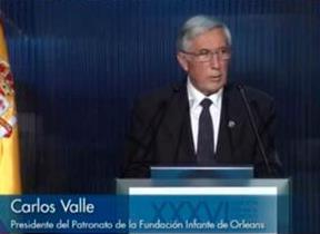 Carlos Valle, presidente de la FIO