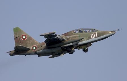 Sukhoi Su-25 / Foto: Wikipedia
