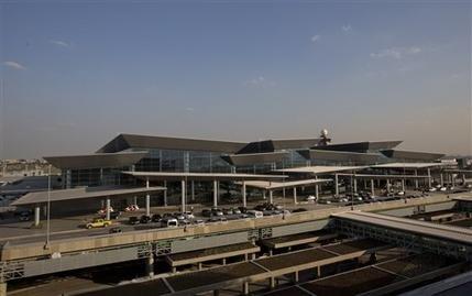 La nueva Terminal 3 del aeropuerto de Sao Paulo