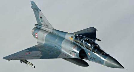Foto: Ministerio de Defensa de Francia