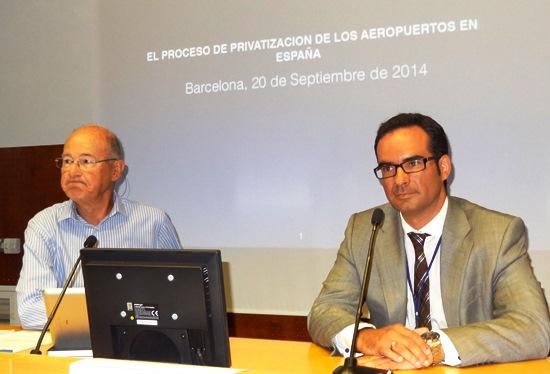 Carlos Medrano y José Ignacio Escudero