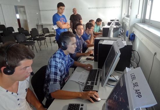 Animación y concentración en la sala IVAO Area