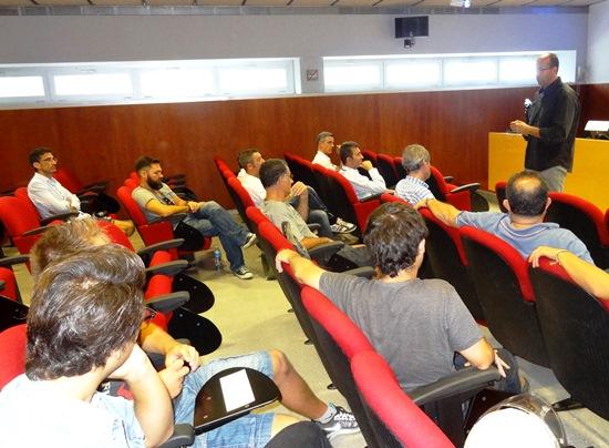 Conferencia de un controlador de APROCTA sobre el control de 'flow'