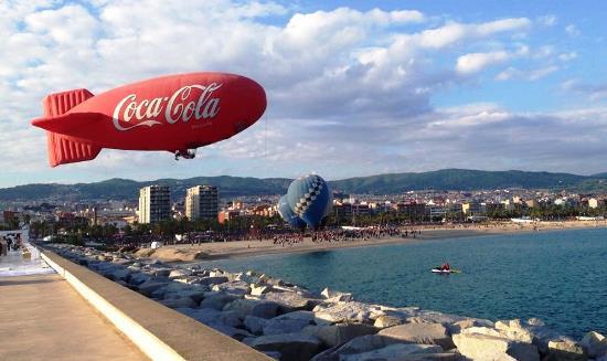 Mataró acogerá por segunda vez el festival / Foto: Festa al Cel