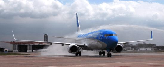 Foto: Aerolíneas Argentinas