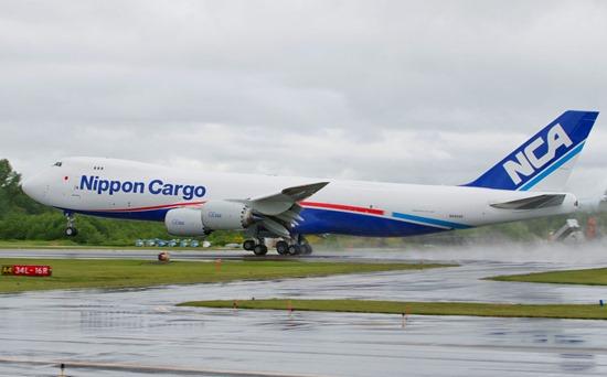 747-8F de Nippon Cargo Airlines / Foto: Boeing