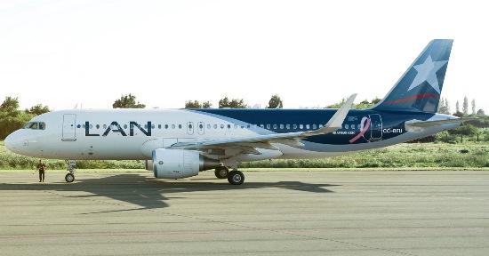 Foto: LAN Airlines