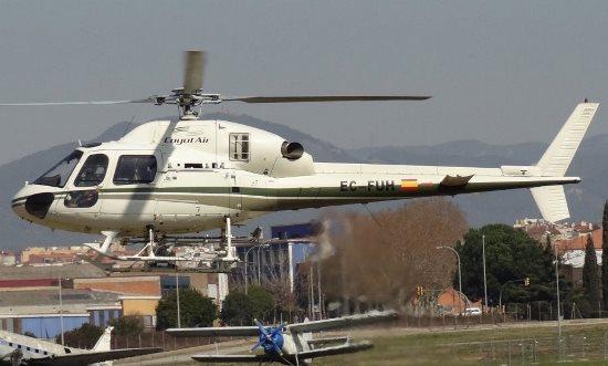 Helicóptero de CoyotAir