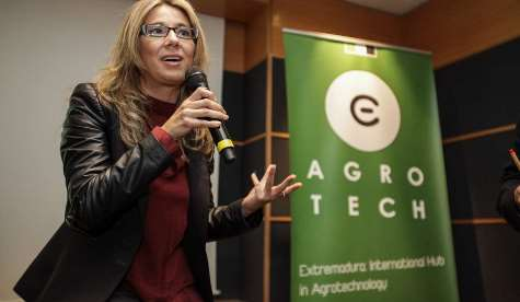 Cristina Teniente / Foto: Junta de Extremadura