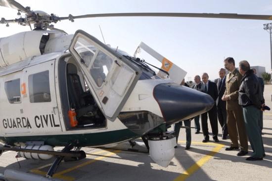 Guardia civil aerotendencias for Ministerio del interior guardia civil