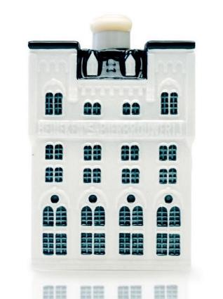 La miniatura del 95 aniversario de KLM