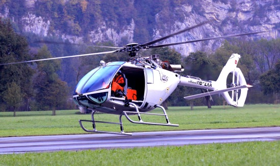 Foto: Marenco Swisshelicopter