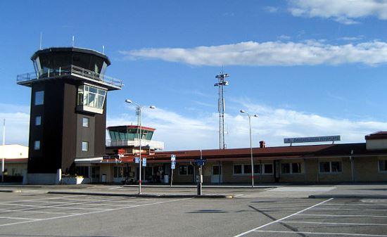 Aeropuerto de Ornsköldsvik / Foto: Wikipedia