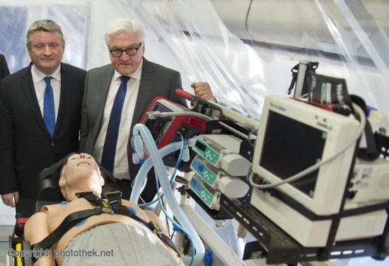 Los ministros alemanes de Relaciones Exteriores