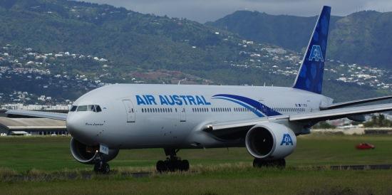 Boeing 777 de Air Austral / Foto: Wikipedia