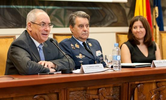 Domingo Ureña, Francisco Javier Arnaiz y Estefanía Matesanz