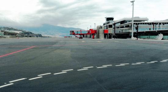 Aeropuerto de La Palma / ACI