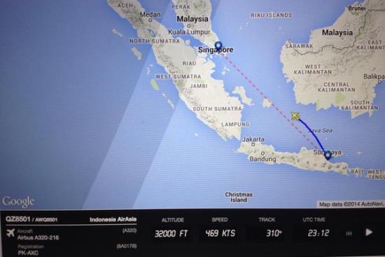 Imagen de Flightradar