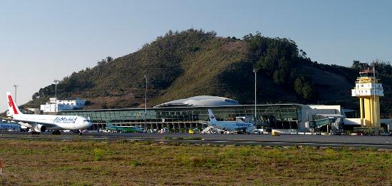 Aeropuerto Tenerife Norte / Aena