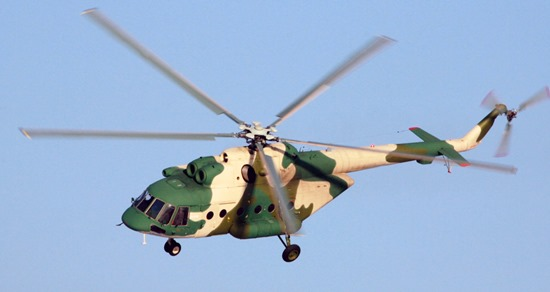 Mi-171E / Foto: Helicópteros de Rusia