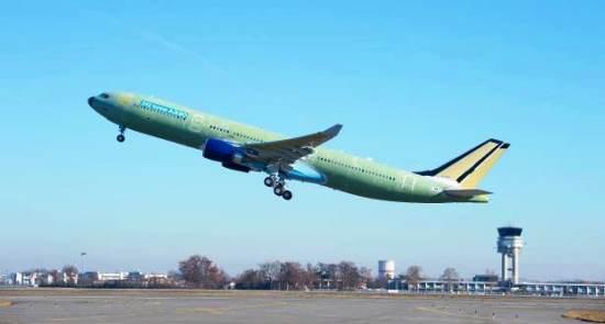 Se entregaron 34 aviones del modelo A330 / Foto: Airbus