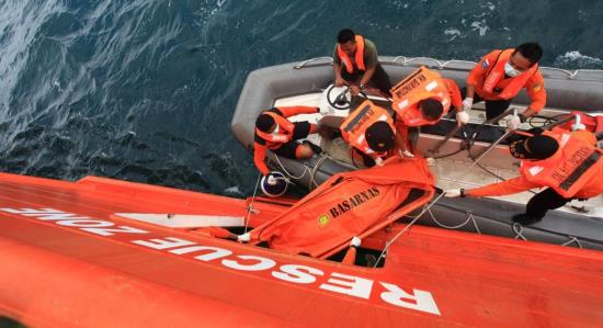 Se han recuperado 70 cadáveres / Foto: BASARNAS