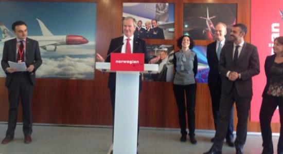 Embajada de Noruega en España