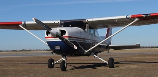 Cessna 172 de la Civil Air Patrol (CAP) / Foto: Cessna