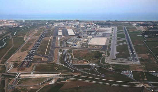 Aeropuerto de Málaga / Foto: Aena