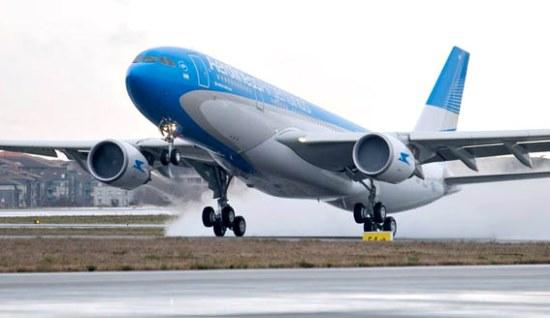 Airbus A330-200 de Aerolíneas Argentinas
