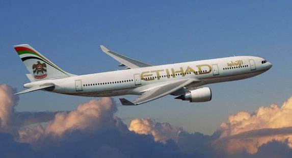 A330-200 de Etihad Airways