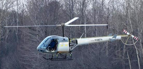 El TH 180 de Enstrom