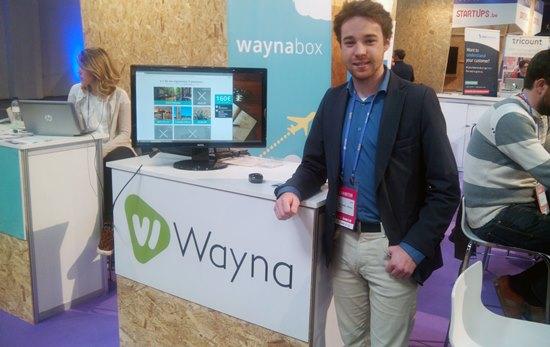 Pau Sendra, hoy en el Mobile World Congres