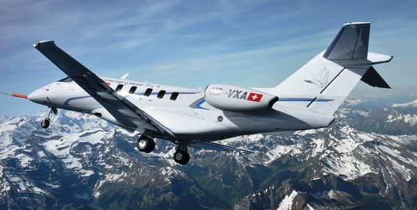 Durante el vuelo no se plegó el tren de aterrizaje / Pilatus