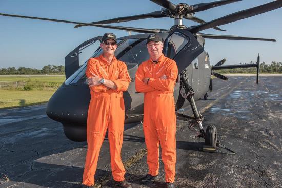 El piloto Bill