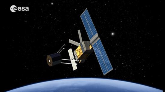 Misión para eliminar basura espacial / ESA