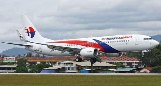 Boeing 737 de Malaysia Airlines / Foto: Wikipedia