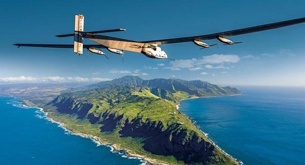 Foto: Solar Impulse