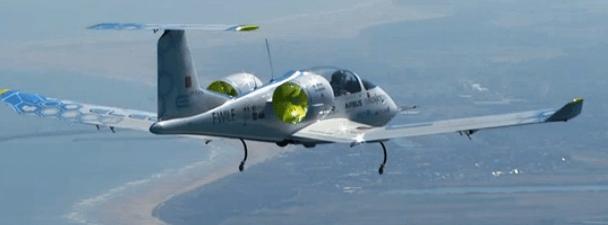 Imagen del vuelo