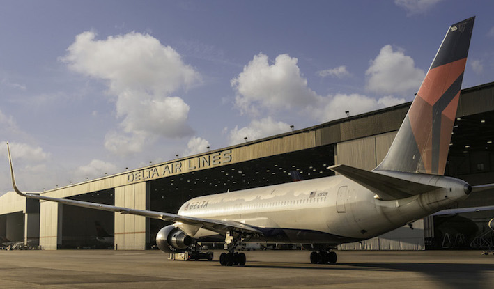 Boeing 767-300ER de Delta Airlines