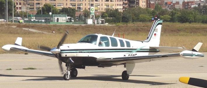Beechcraft Bonanza / JFG