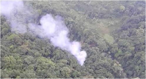 Foto; Fuerza Aérea Colombiana