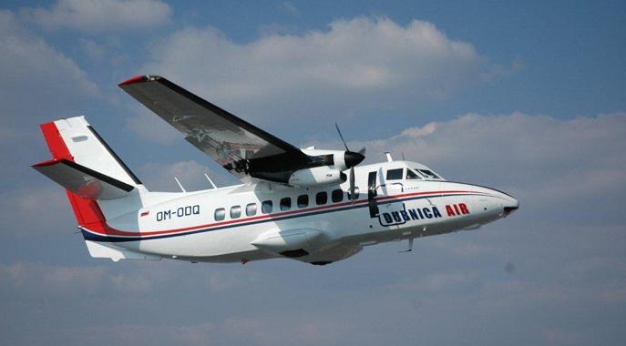 Posiblemente este es uno de los aviones siniestrado
