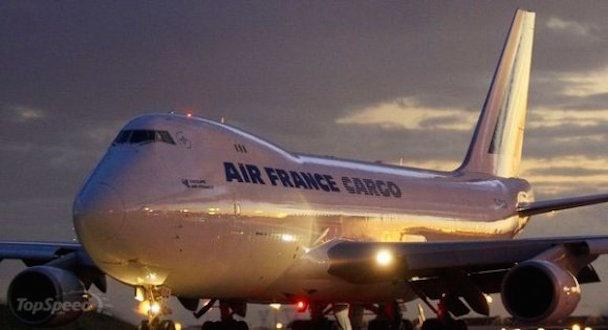 Boeing 747-400ERF