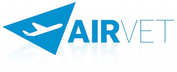 Logotipo de AIRVET