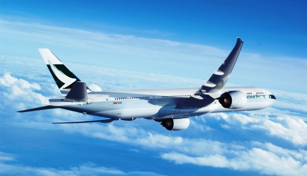 Boeing 777 de Cathay Pacific