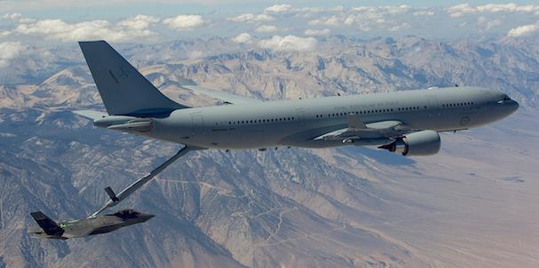 Imagen de uno de los reportajes / Foto: Airbus Defence and Space
