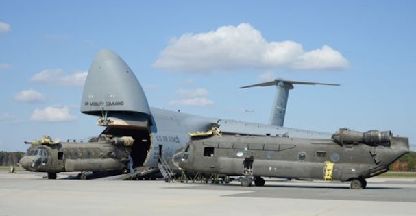 Boeing C-5M Super Galaxy