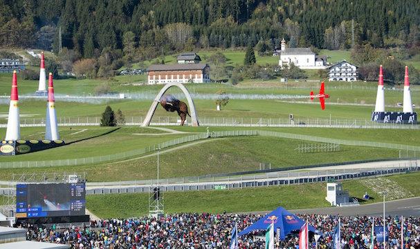 Circuito de Styria, en Austria